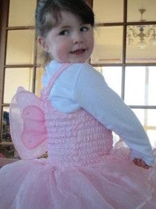 Ella dancing