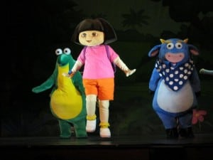 Dora the Explorer live concert