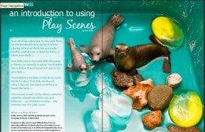 play grow learn Childhood 101 playzine