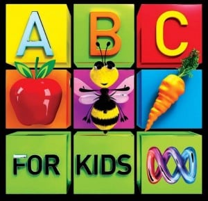 ABC for Kids logo