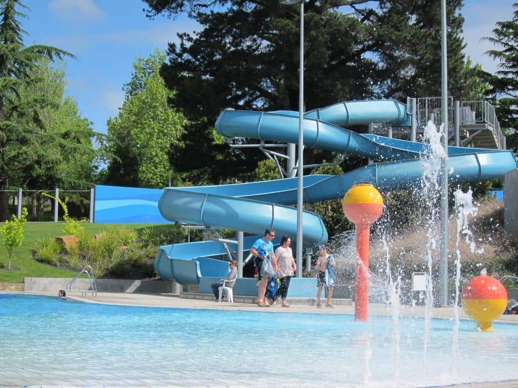 my tasmanian backyard launceston aquatic centre
