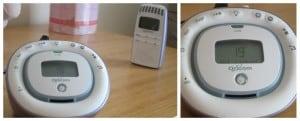 Oricom Secure500 Digital Baby Monitor