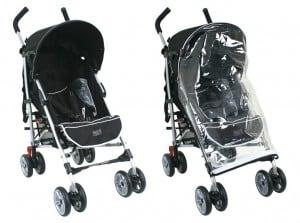 Valco T3 stroller