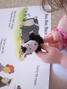 Finger Puppet Nursery Rhymes