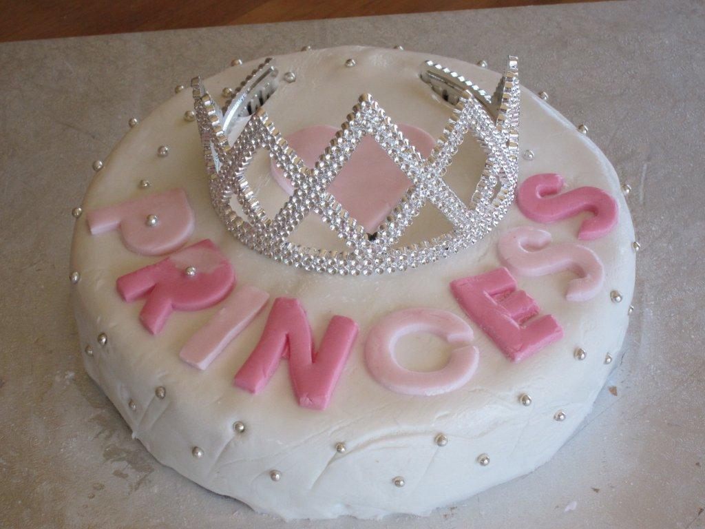 Happy Birthday Princess Crown Add the tiara.