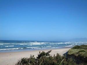 Ocean Beach, Strahan