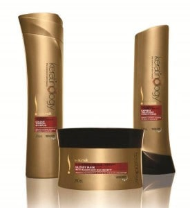 Keratinology by Sunsilk Sun-Kissed Colour Therapy Range