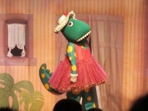 Princess Theatre Launceston, Dorothy the Dinosaur