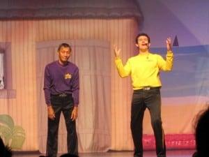 Princess Theatre Launceston, The Wiggles