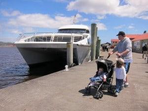 Gordon River Cruises, Strahan,