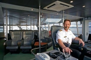 Gordon River Cruises, Strahan