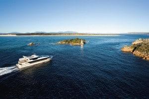 Strahan, Hell's Gates, Gordon River Cruises