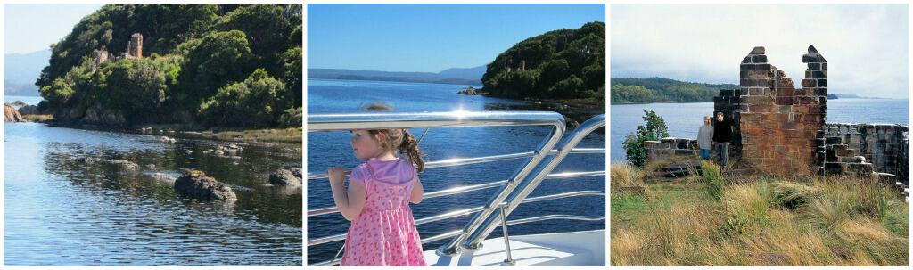 Gordon River Cruises, Sarah Island, Strahan