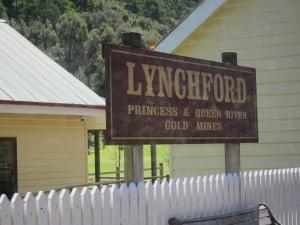 West Coast Wilderness Railway, Lynchford