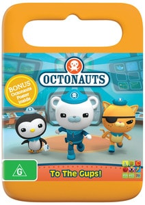 Octonauts: To the Gups