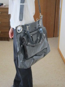 Stylish Little Me Stroller Bag, nappy bag,