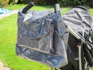 Stylish Little Me Stroller Bag