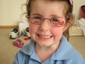 Adidas children's glasses