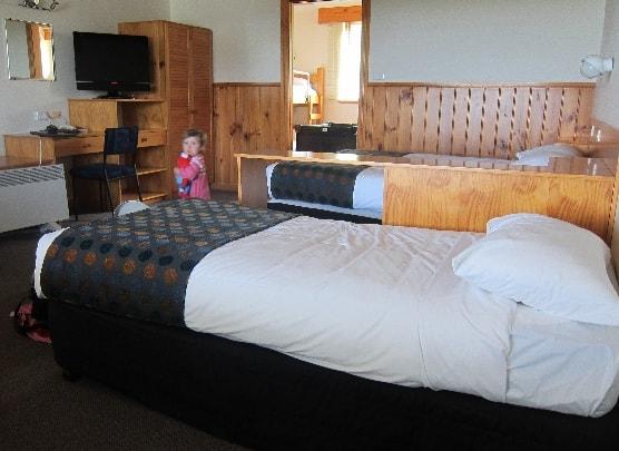 Stanley Seaview Inn Accommodation