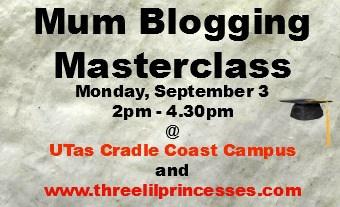 Mum Blogging Masterclass