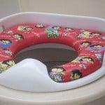 Dora toilet seat