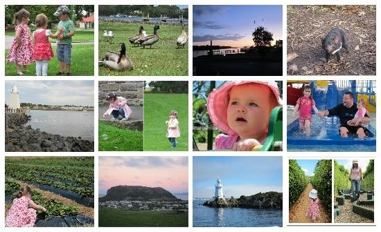 My Tasmanian Backyard 2013 free downloadable calendar