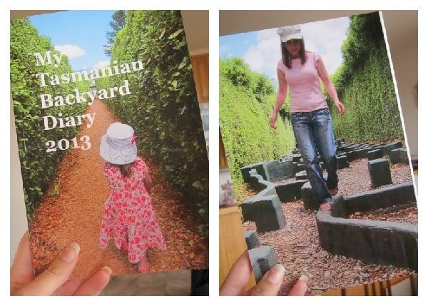 My Tasmanian Backyard 2013 diary