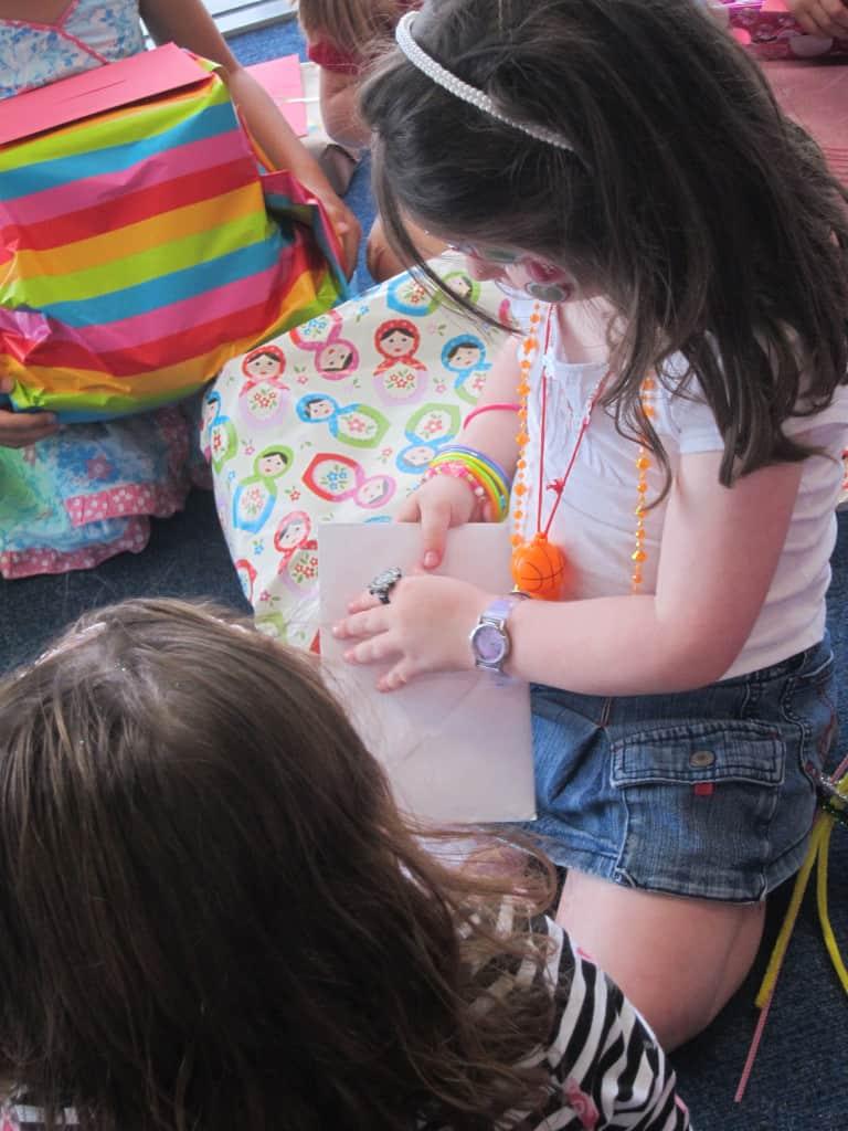 6 year old girl birthday ideas