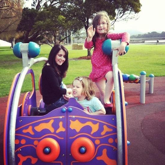 Ulverstone Anzac Park Tasmania
